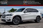 2014 BMW X5 xDrive35i Navi Backup Cam Bluetooth Leather Heated Front And Rear Seat 19Alloy Rims in Bolton, Ontario