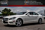 2014 Mercedes-Benz CLS-Class CLS550 4Matic Navi Sunroof Backup Cam Bluetooth Ventilated Front seat 19Alloy Rims in Bolton, Ontario