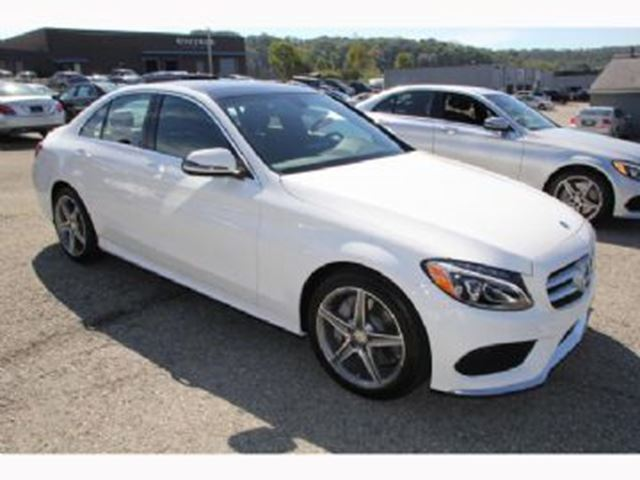 2016 mercedes benz c class 4dr sdn c300 4matic preium plus for 2016 mercedes benz c class c300 4matic