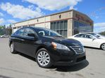 2013 Nissan Sentra 1.8S, A/C, BT, LOADED, JUST 25K! in Stittsville, Ontario