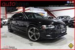 2014 Audi A4 S-LINE SPORT | BLACK OPTICS | 6 SPEED in Woodbridge, Ontario
