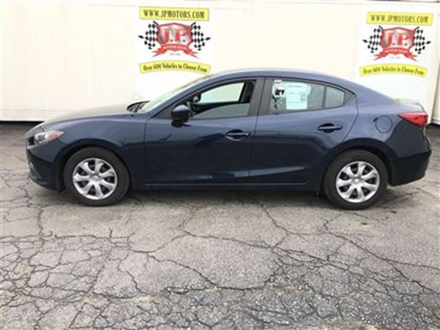 2014 mazda 3 manual for sale