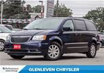 2014 Chrysler Town and Country Touring, Power sliding doors & tailgate in Oakville, Ontario