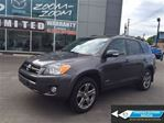 2011 Toyota RAV4 Sport / LEATHER / SUNROOF / 4WD!!! in Toronto, Ontario