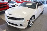 2012 Chevrolet Camaro 2SS CONVERTIBLE AUTOMATIC 6.2L VERY LOW KM FINANCE AVAILABLE in Edmonton, Alberta