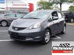 2014 Honda Fit LX! Honda Certified Extended Warranty to 120, 000 in Richmond, British Columbia