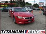 2009 Honda Accord EX-L+GPS+Bluetooth+Heated Leather Saets+Sunroof in London, Ontario