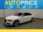 2013 Audi S4 3.0T NAVIGATION B&O SOUND REAR CAM in Mississauga, Ontario