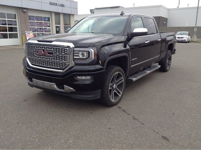 2016 GMC SIERRA 1500 Denali in Prince George, British Columbia