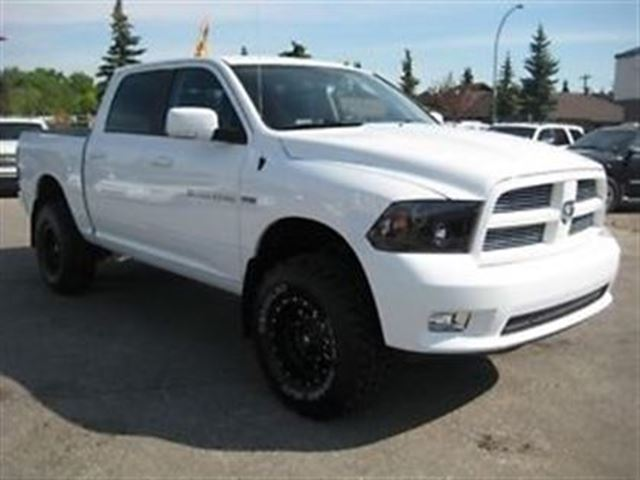 2012 Dodge Ram 1500 Sport Custom Lifted Truck Call Today