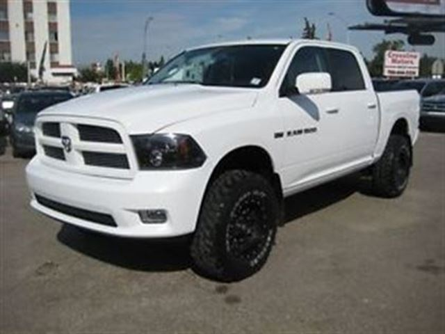 2012 dodge ram 1500 sport custom lifted truck call today. Black Bedroom Furniture Sets. Home Design Ideas