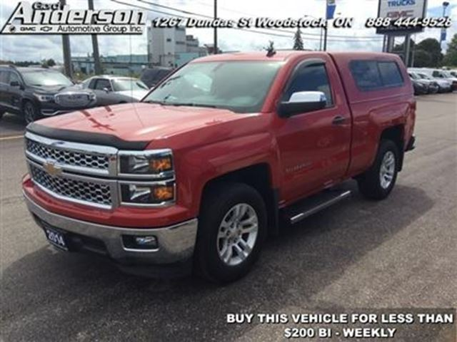 2014 chevrolet silverado 1500 lt certified low mileage woodstock ontario used car for. Black Bedroom Furniture Sets. Home Design Ideas