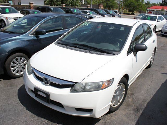 2009 honda civic lx brampton ontario used car for sale. Black Bedroom Furniture Sets. Home Design Ideas