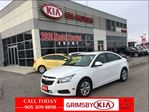 2014 Chevrolet Cruze THE DRIVE OF LUXURY!!! in Grimsby, Ontario
