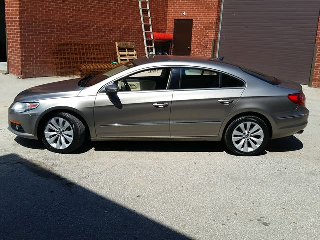 used 2010 volkswagen passat cc sportline vaughan. Black Bedroom Furniture Sets. Home Design Ideas