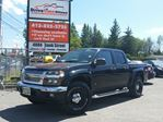 2007 Chevrolet Colorado LT CREW 4X4 Z71 with LEATHER & MOONROOF in Ottawa, Ontario