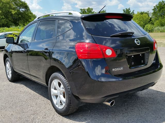 Used 2008 Nissan Rogue Mpg Gas Mileage Data Edmunds