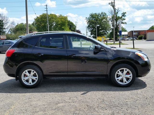 used 2008 nissan rogue sl awd brantford. Black Bedroom Furniture Sets. Home Design Ideas