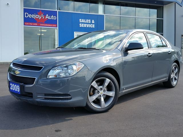 2009 chevrolet malibu 2lt grey deejays auto. Black Bedroom Furniture Sets. Home Design Ideas