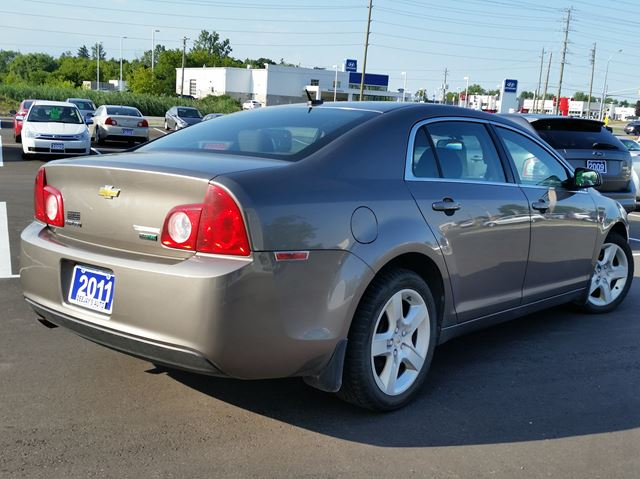 2011 chevrolet malibu ls brantford ontario used car for. Black Bedroom Furniture Sets. Home Design Ideas