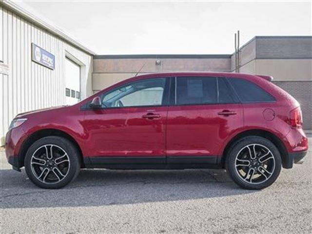 2013 ford edge sel sport pkg leather awd fonthill ontario used car for sale 2552409. Black Bedroom Furniture Sets. Home Design Ideas