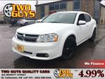 2011 Dodge Avenger SXT MAINSTREET HEATED FRONT SEATS & EXT MIRRORS in St Catharines, Ontario