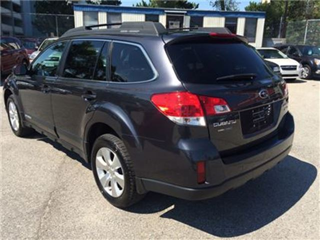 2012 subaru outback 3 6r limited pkg from 1 9 financing available scarborough ontario used. Black Bedroom Furniture Sets. Home Design Ideas