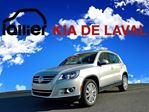 2009 Volkswagen Tiguan HIGHLINE 4MOTION CUIR TOIT OUVRANT CUIR TOIT OUVRANT in Laval, Quebec