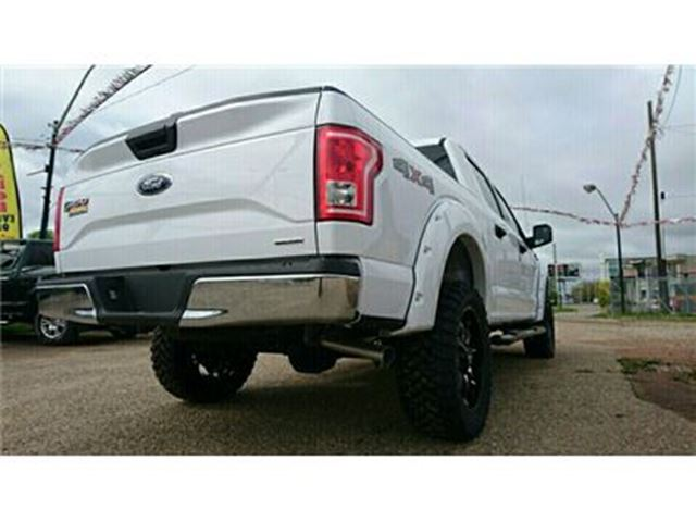 Lifted Trucks For Sale Edmonton: 2016 Ford F-150 XLT Custom Lifted Truck! Call Today