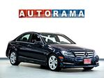 2012 Mercedes-Benz C-Class C350 4MATIC AWD NAVIGATION BACK UP CAM LEATHER  in North York, Ontario
