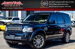 2012 Land Rover LR4 LUX 4WD Nav 3 Sunroofs 1st/2nd Row Htd Seats Keyless Go 7-Seater 20 Alloys in Thornhill, Ontario