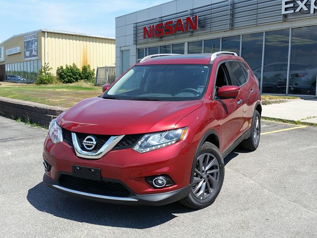 2016 nissan rogue sl blue experience nissan new car. Black Bedroom Furniture Sets. Home Design Ideas