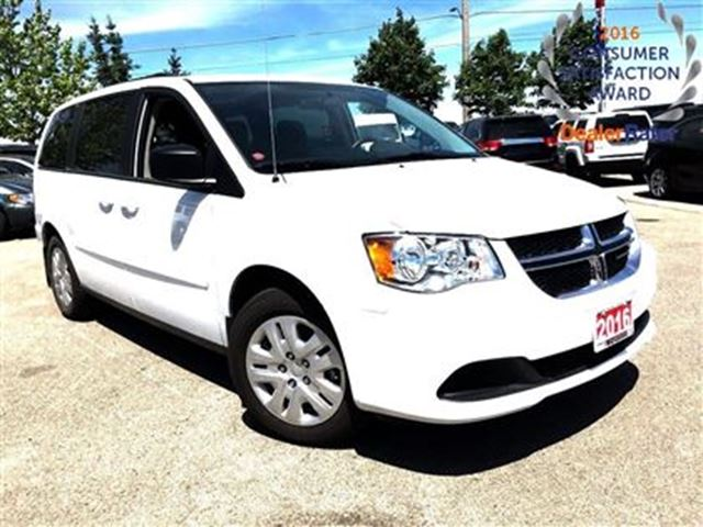 2016 dodge grand caravan sxt full second 3rd row sto n go seating middle white team. Black Bedroom Furniture Sets. Home Design Ideas