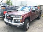 2008 GMC Canyon SLE**4X4**ALLOY WHEELS**POWER WINDOWS**SIDE STEPS* in Mississauga, Ontario