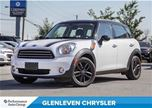2012 MINI Cooper Countryman Leather Heated Seats, Sunroof, LOW KMS!!! in Oakville, Ontario
