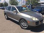 2004 Porsche Cayenne S**LEATHER HEATED SEATS**POWER SUNROOF** in Mississauga, Ontario