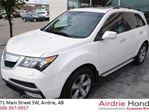 2012 Acura MDX Technology Package SH-AWD (A6) in Airdrie, Alberta