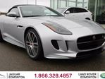 2016 Jaguar F-TYPE R AWD Convertible - CPO 6yr/160000kms manufacturer warranty included July 28, 2021! CPO rates starting at 2.9%! LOCAL ONE OWNER TRADE IN | FULL 3M PROTECTION | SWITCHABLE ACTIVE SPORT EXHAUST | REVERSE TRAFFIC/BLIND SOT/CLOSING VEHICLE SENSORS | LEAT in Edmonton, Alberta