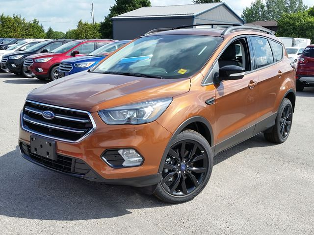 2017 ford escape titanium copper taylor ford new car. Black Bedroom Furniture Sets. Home Design Ideas
