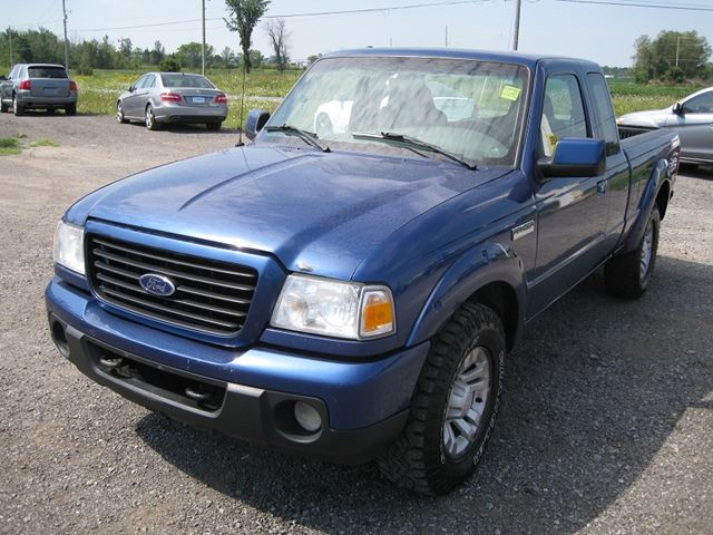2008 ford ranger sport certified e tested vars. Black Bedroom Furniture Sets. Home Design Ideas
