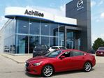 2014 Mazda MAZDA6 GT, Tech Pkg, Leather, LOADED! in Milton, Ontario
