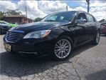 2011 Chrysler 200 Limited LEATHER NAVIGATION SUNROOF 4 NEW TIRES!! in St Catharines, Ontario