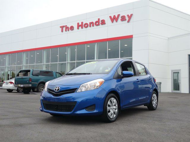 2013 TOYOTA YARIS LE 5-Door AT in Abbotsford, British Columbia