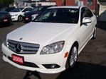 2008 Mercedes-Benz C-Class 2.5L/4 MATIC/BLUETOOTH in Kitchener, Ontario
