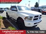2012 Dodge RAM 3500 Laramie w/Navigation, Leather Int. & Sunroof in Surrey, British Columbia