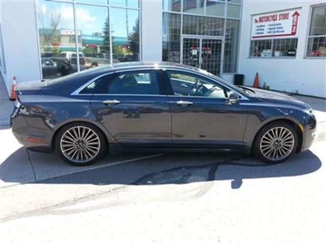 2013 LINCOLN MKZ - in Newmarket, Ontario