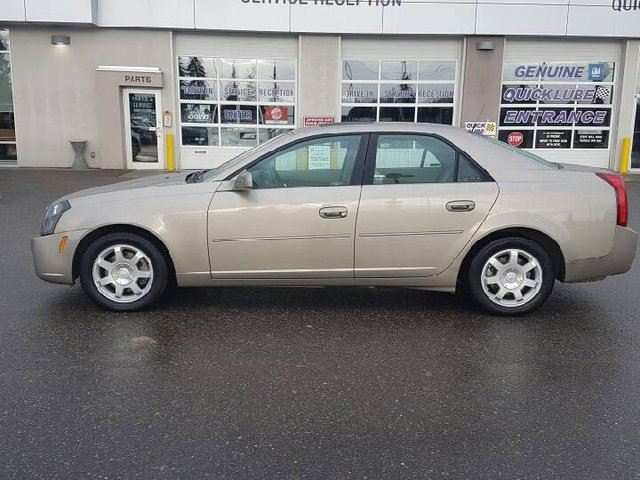 2003 Cadillac CTS Base 4dr Sedan in Prince George, British Columbia