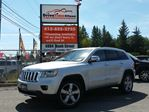2011 Jeep Grand Cherokee Overland Limited 4x4 in Ottawa, Ontario