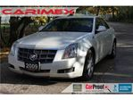 2009 Cadillac CTS 3.6L   CERTIFIED in Kitchener, Ontario