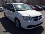 2016 Dodge Grand Caravan SXT Plus BLANC 7 PASS DVD CAMn++RA BLUETOOTH SIRI in Joliette, Quebec